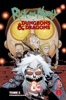 Rick & Morty VS. Dungeons & Dragons : Peinescape