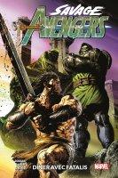 Savage Avengers Tome 2