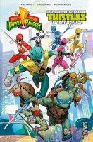 Power Rangers & Tortues Ninja Tome 1
