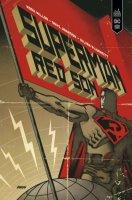 Superman red son édition black label