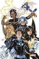 X-Men + Fantastic Four : 4X