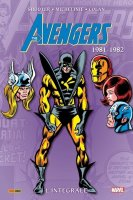 Avengers L'intégrale 1981-1982