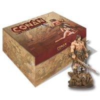 Tout l'art de Conan: Artbook avec statue exclusive