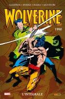 Wolverine :  L'Intégrale 1990