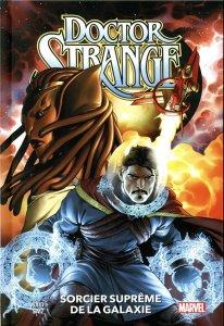 Le lundi c'est librairie ! Doctor Strange tome 1 : Sorcier suprême de la galaxie (juillet 2019, Panini Comics)