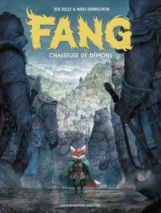 Fang tome 1 : Chasseuse de démons (octobre 2021, Les Humanoïdes Associés)