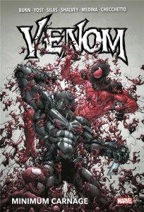Venom tome 3 : Minimum Carnage (octobre 2021)