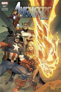 Avengers Universe 7 (octobre 2021, Panini Comics)