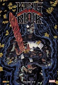 King in black 4 (octobre 2021, Panini Comics)