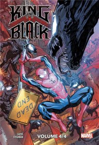 King in black tome 4 Edition collector (octobre 2021, Panini Comics)