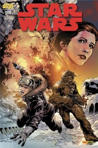 Star Wars 8 Edition Collector (octobre 2021, Panini Comics)