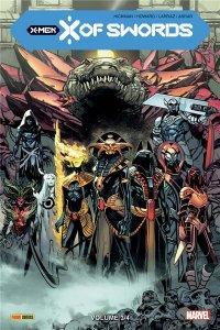 X-Men : X of Swords 3 (octobre 2021, Panini Comics)