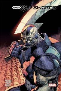 X-Men : X of Swords tome 3 Edition collector (octobre 2021, Panini Comics)