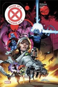 House of X / Powers of X (octobre 2021, Panini Comics)