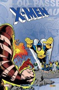 X-Men L'intégrale 1965 Nouvelle édition (octobre 2021, Panini Comics)