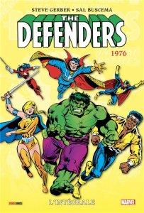 The Defenders l'intégrale 1976 (octobre 2021, Panini Comics)