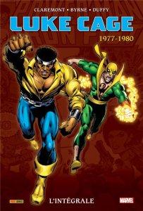 Luke Cage l'intégrale 1977 - 1980 (octobre 2021, Panini Comics)