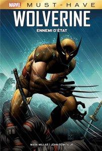 Wolverine : Ennemi d'état (Must-have) (octobre 2021)