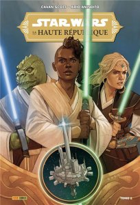 Star Wars - La haute république tome 1 (octobre 2021, Panini Comics)