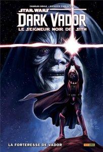 Dark Vador - Le seigneur noir des Sith tome 2 (octobre 2021, Panini Comics)