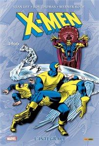 X-Men l'intégrale 1966 Nouvelle édition (octobre 2021)