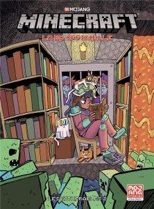Minecraft la BD officielle - Les Witherables tome 2 (octobre 2021)