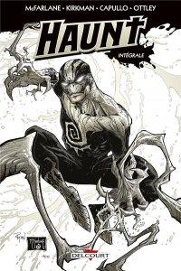 Haunt Intégrale (octobre 2021, Delcourt Comics)