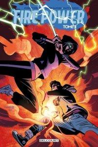 Fire Power tome 3 (octobre 2021)