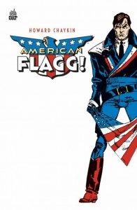 American Flagg (novembre 2021, Urban Comics)