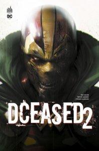 Dceased tome 2 (novembre 2021, Urban Comics)