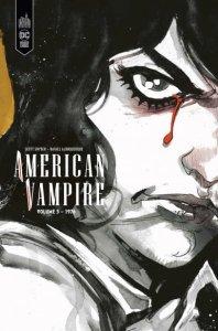 American Vampire tome 5 Intégrale (novembre 2021, Urban Comics)