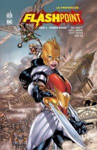 Les mondes de Flashpoint tome 4 (novembre 2021, Urban Comics)