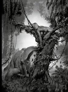 Eerie & Creepy Intégrale Richard Corben Edition anniversaire (novembre 2021, Delirium)