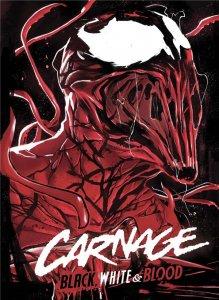 Carnage : Black, white & blood (novembre 2021, Panini Comics)