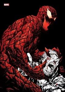 Carnage : Black, white & blood Edition collector Panini Comics (novembre 2021, Panini Comics)