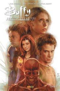 Buffy contre les vampires saison 8 tome 3 (novembre 2021, Panini Comics)