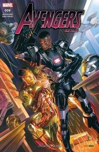 Avengers Universe 8 (novembre 2021, Panini Comics)