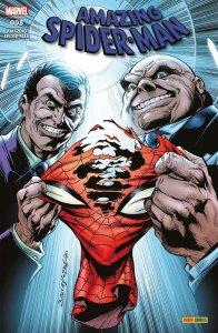 Amazing Spider-Man 8 (novembre 2021, Panini Comics)