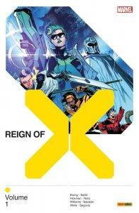X-Men - Reign of X 1 (novembre 2021, Panini Comics)