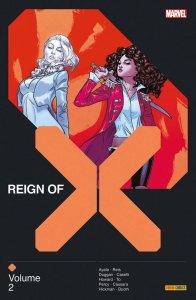 X-Men - Reign of X 2 (novembre 2021, Panini Comics)