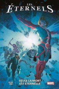 Les Eternels tome 1 : Seule la mort est éternelle (novembre 2021, Panini Comics)