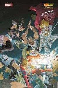 Les Eternels tome 1 : Seule la mort est éternelle Edition collector Panini Comics (novembre 2021, Panini Comics)