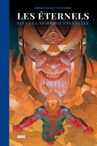 Les Eternels tome 1 : Seule la mort est éternelle Edition prestige (novembre 2021, Panini Comics)