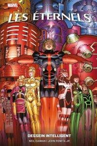Les Eternels : Dessein intelligent (novembre 2021, Panini Comics)