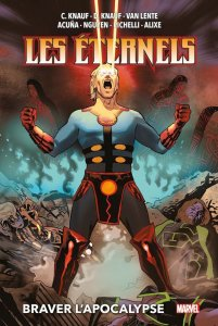 Les Eternels : Braver l'apocalypse (novembre 2021, Panini Comics)