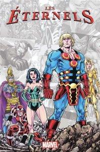 Les Eternels (novembre 2021, Panini Comics)