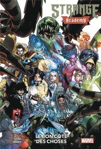 Strange Academy tome 2 (novembre 2021, Panini Comics)