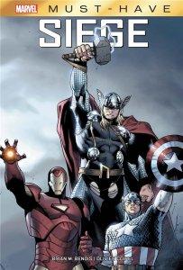 Siege (Must-have) (novembre 2021, Panini Comics)