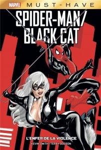Spider-Man / Black cat  (Must-have) : L'enfer de la violence (novembre 2021, Panini Comics)