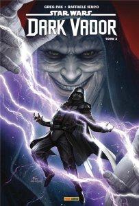 Dark Vador tome 2 (novembre 2021, Panini Comics)
